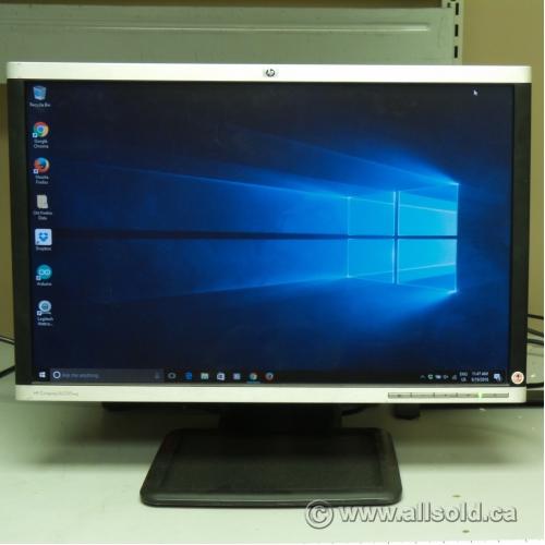 HP Compaq LA2205WG 22 in Widescreen LED PC Computer