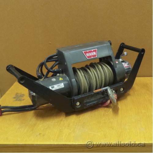 Warn XD9000I Series Wound Multi Mount 9000 lb Power Winch