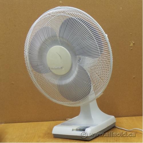 Windmere DF16 3 Speed Oscillating Desk Fan  Allsoldca