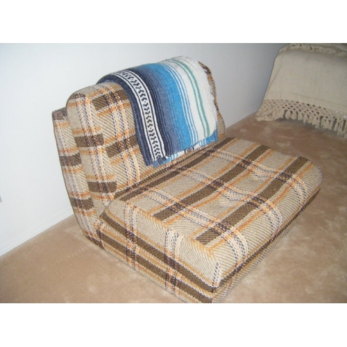 Fold Up Chair Converts to single Bed  Allsoldca  Buy