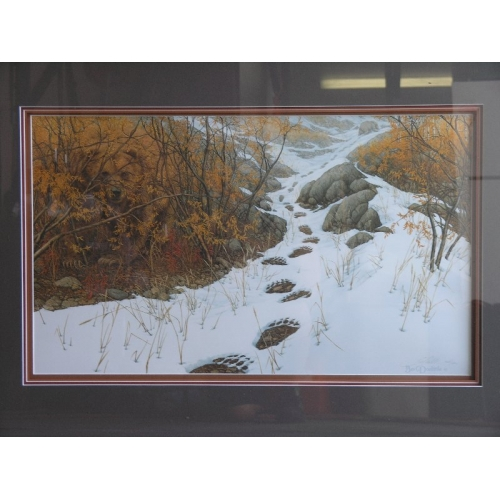 Bev Doolittle Print 1068 Double Back  Allsoldca  Buy