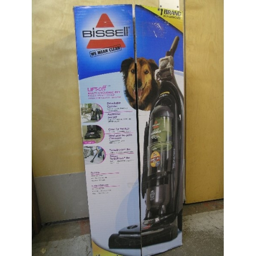 Bissell Lift Off Multi Cyclonic Pet Bagless Vacuum