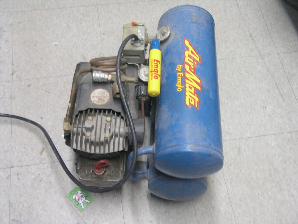 Airmate Emglo 1 12 HP Electric Air Compressor  Allsold