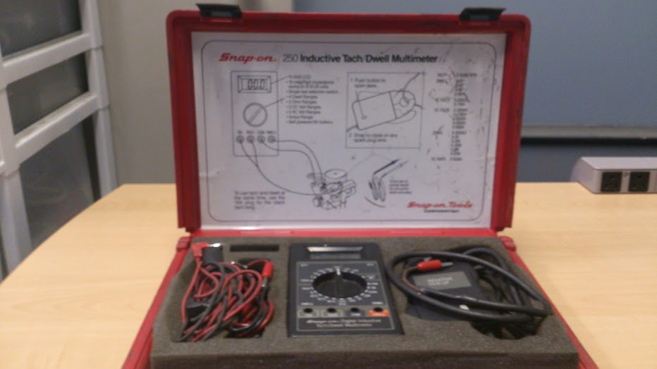 sell office chairs mid century barrel chair snap on 250 digital inductive tach/dwell multimeter - allsold.ca buy & used ...