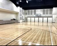 Indoor Commercial - Athletic Gymnasium Flooring   AllSport ...