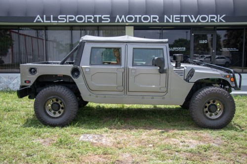 small resolution of used 1996 hummer h1 custom miami fl