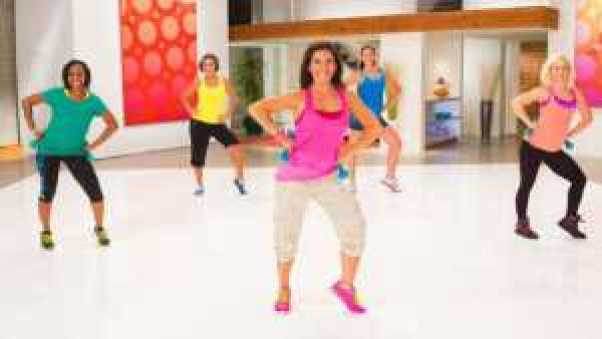 Dance Party Exercises