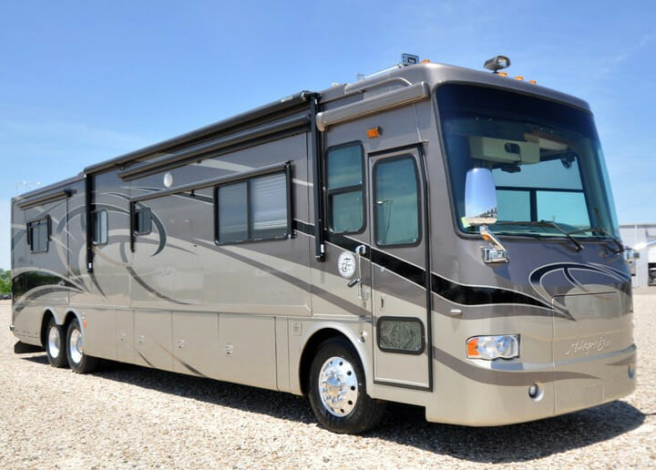 42' Allegro Bus by Tiffin   RV Rental
