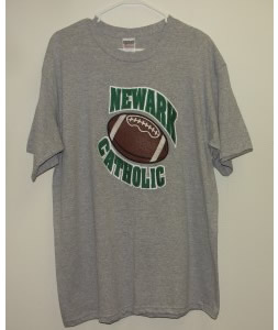 All-Star Embroidery Newark Catholic T-Shirt