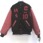 Crooksville Varsity Jacket Front