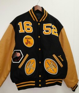 All-Star Embroidery Tri-Valley-Varsity-Jacket-Front Jacket Front