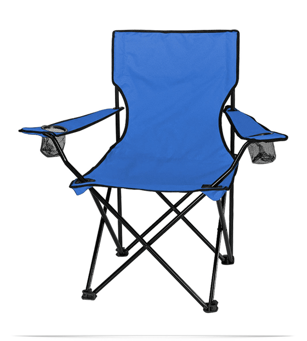 Custom Logo Camp Chair Embroidered at AllStar Logo