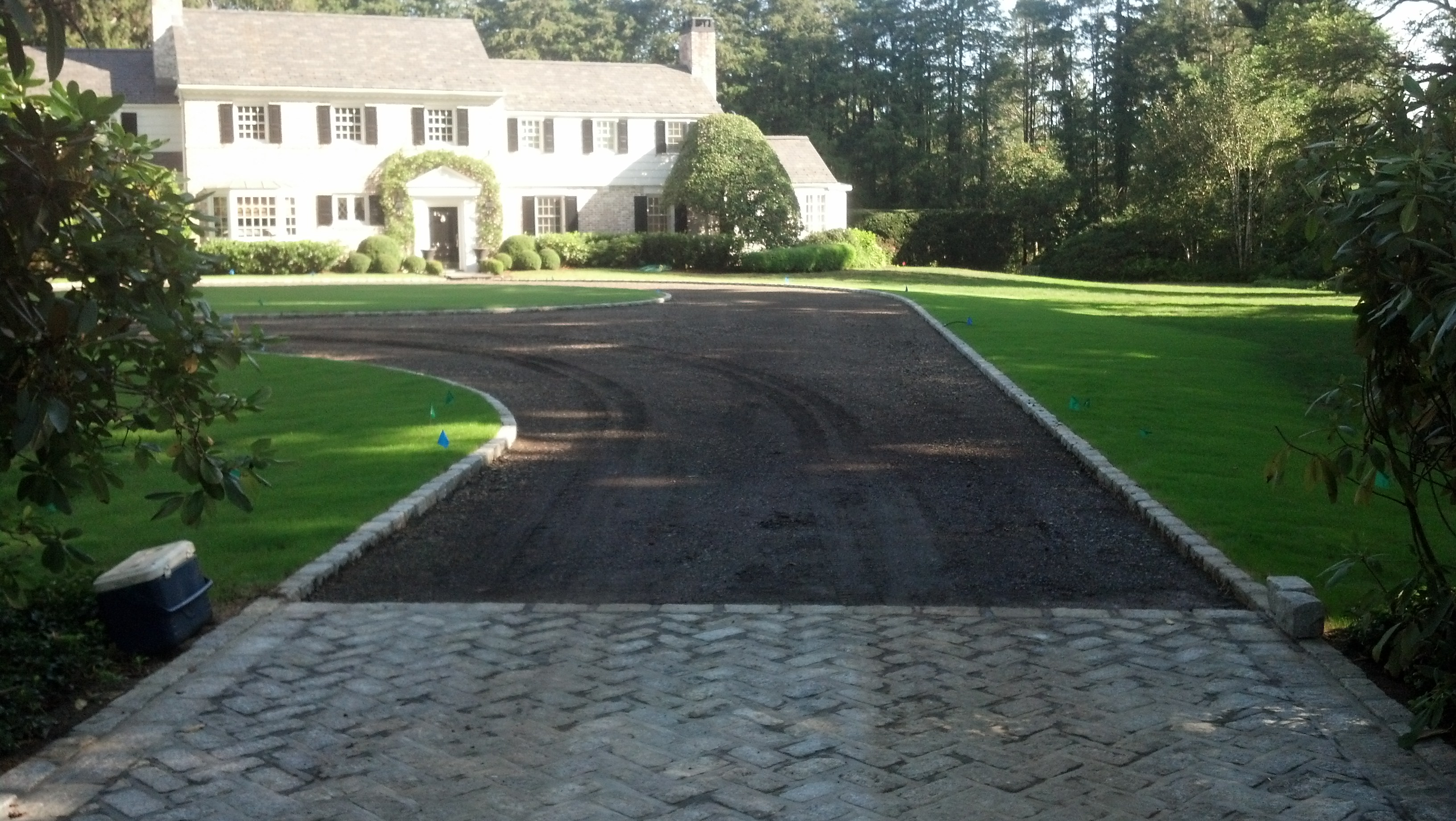 Greenwich Repaving Project  Asphalt Paving Company Serving CT