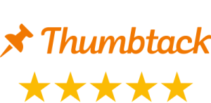 5-Star Review on Thumbtack