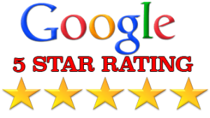 5-Star Review on Google