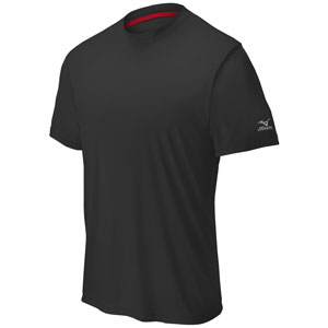 Mizuno Black Comp T-Shirt