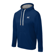 Mizuno Compression Stretch Hoodie - Navy