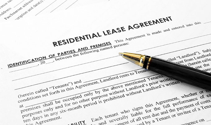 Renting To College Students Lease Agreement