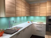 Glass Backsplash - Allstate Glass Shower & Special Projects