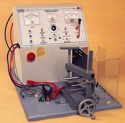 Volt Breaker Wiring Diagram Alternator Starter Bench Tester