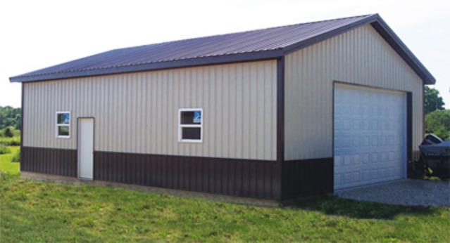 Pole Barn Kits Washington WA Pole Building Packages