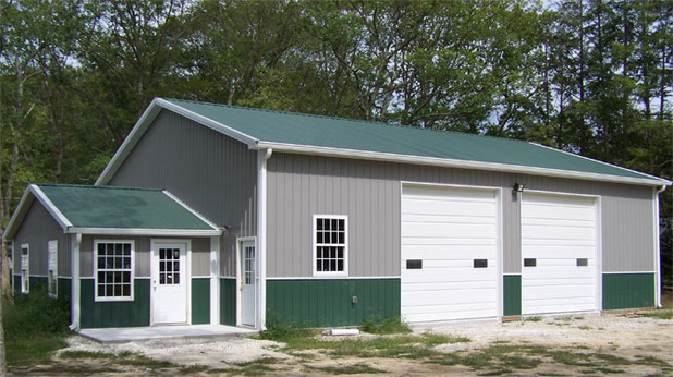 Pole Barn Kits Virginia VA Pole Building Packages Virginia VA