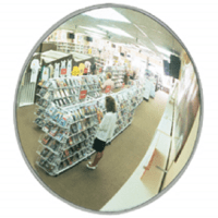 "36"" Convex Security Mirror 