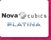 Nova Cubics Platina Steel Needles
