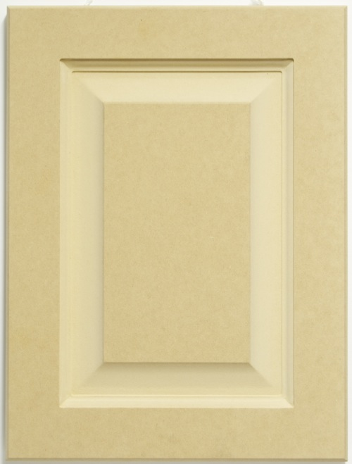 Fentiman MDF Kitchen Cabinet Door with a Raised Panel by
