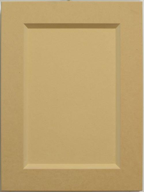 mdf kitchen cabinet doors corner pantry allstyle tilford door bevelled inside profile back of standard with white melamine optional raw