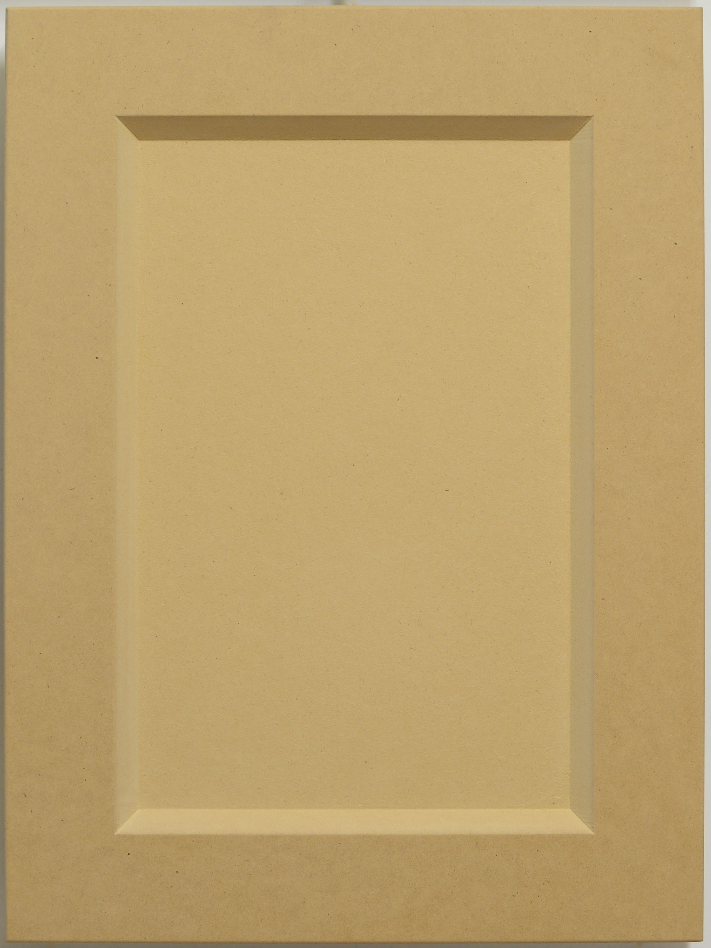 mdf kitchen cabinet doors area rug allstyle tilford door bevelled inside profile click here for a high res photo