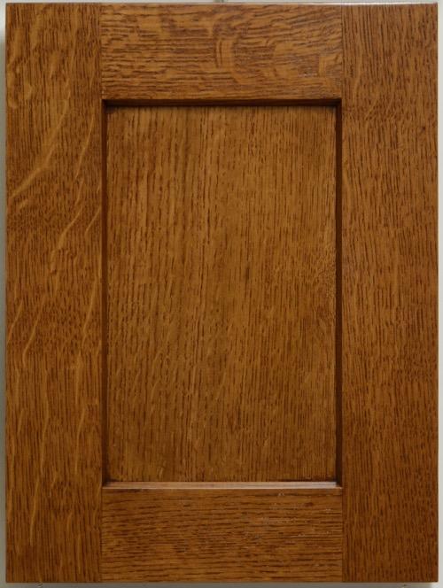unfinished oak kitchen cabinets lights henegan shaker cabinet door by allstyle