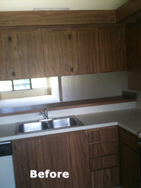 Refinishing cabinets for 15 years in Palm Beach County