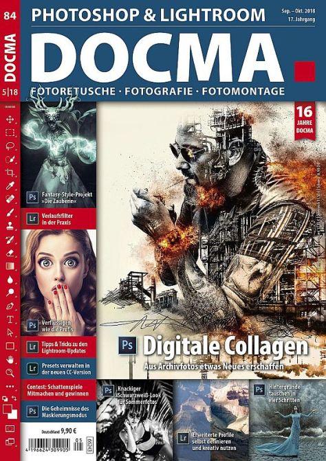 556f755220c5 Webseite der Zeitschrift DOCMA · Infos zum DOCMA‐Award 2019  (Einsendeschluss 10.5.2019) Facebook‐Seite der DOCMA · Instagram‐Seite der  DOCMA