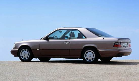 mercedes-w124-coupe