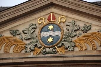Wappen der Abtei