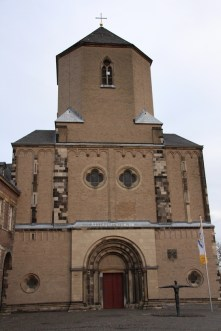 Das romanische Münster