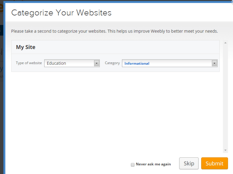 How To Create Free Website on Weebly