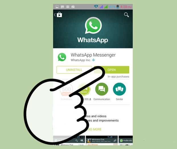open-whatsapp-messenger