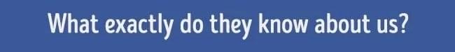 Facebook Spying