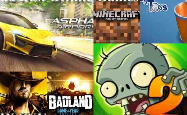 Top 50 Free Offline Games For Android Ios Best Games