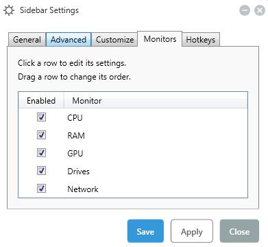 windows hardware monitoring software2