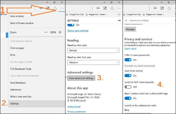 optimize microsoft edge browser passwords