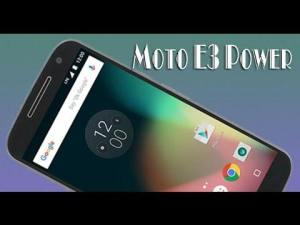 Moto E3 Power Review