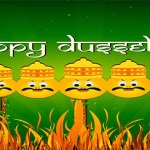 Happy Dussehra (Dasara) Images 2016, HD Wallpapers, Quotes, Wishes and Whatsapp Messages