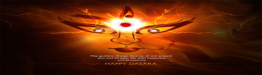 Happy dasara (dussehra) facebook covers, images, wallpapers, quotes, wishes and whatsapp messages
