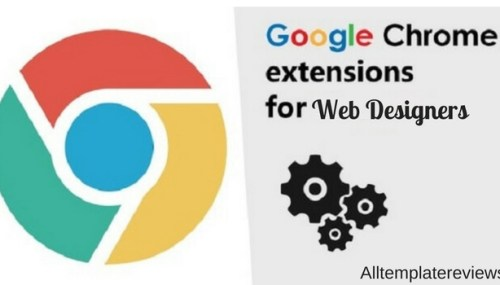 Useful Chrome Extensions for Web Designers
