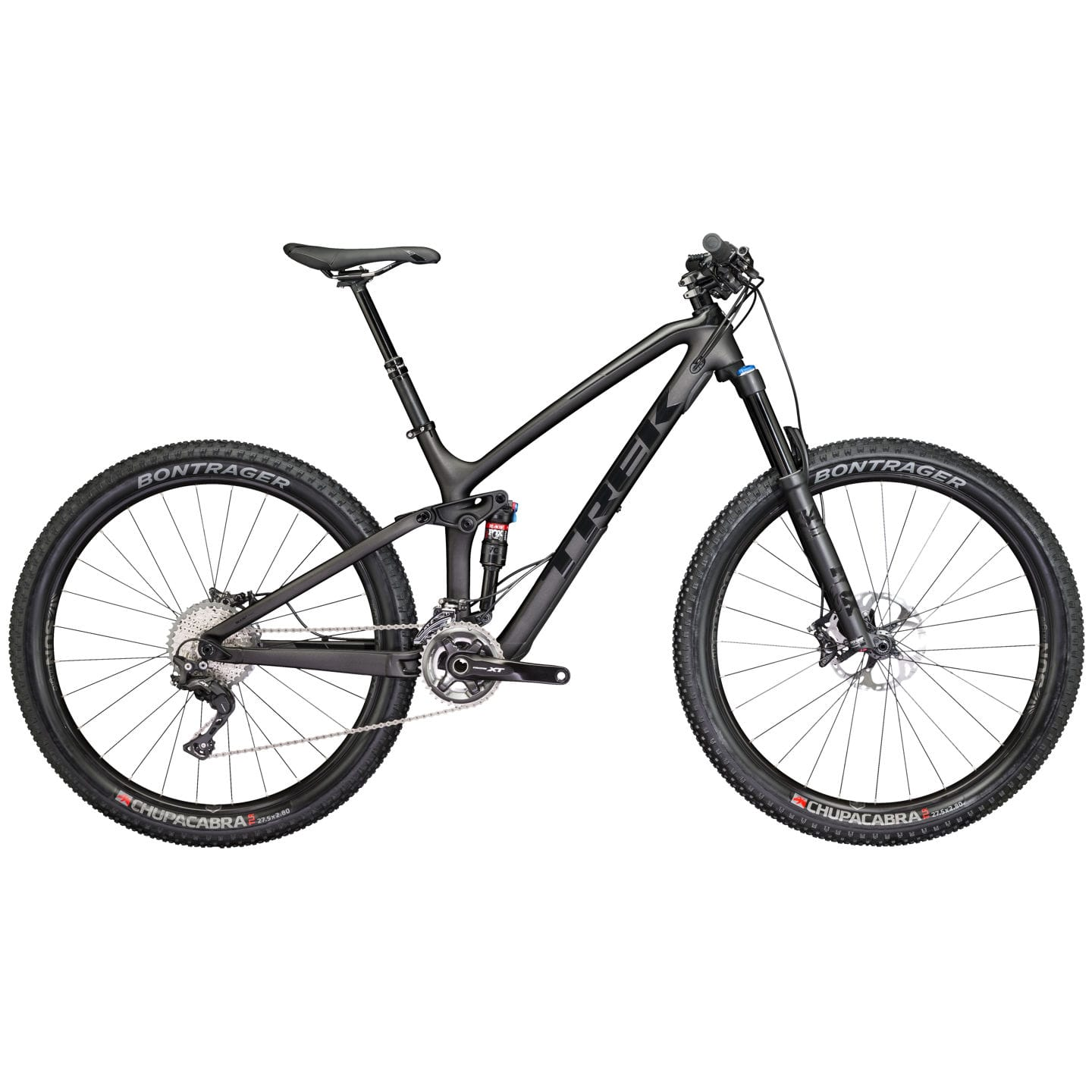 Trek Fuel Ex 9 8 27 5 Plus Mtb Bike