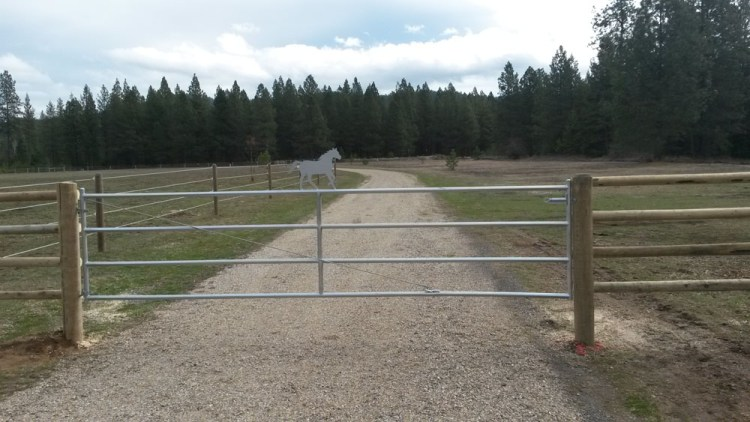 gates and entryways