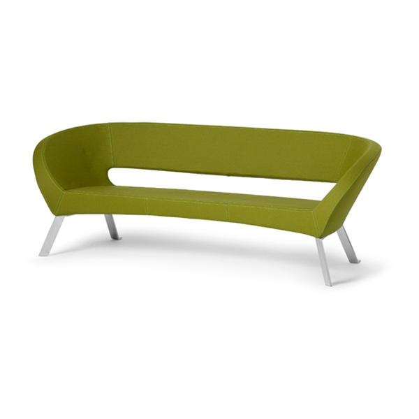Allt För Kontor Soffa Lyon Grön